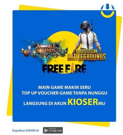 Cara Jadi Reseller Top Up Game Blog Kioser