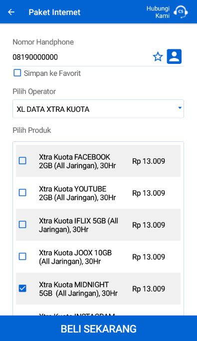 Xl Data Xtra Kuota Begini Cara Beli Penjelasannya Blog Kioser