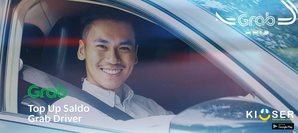 Cara Isi Top Up Saldo Grab Driver Blog Kioser