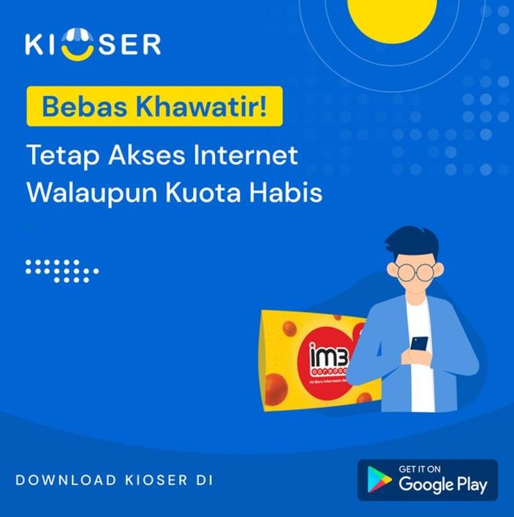 Paket Internet All Operator di Aplikasi Kioser ⋆ Blog Kioser